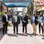 Αντιπροσωπεία του E.E.A. στα καταστήματα των Δήμων Ελληνικού – Αργυρούπολης και Βύρωνα