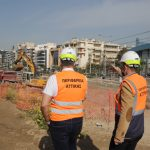 Περιφέρεια Αττικής: Έργα ασφαλτόστρωσης στην Παραλιακή Λεωφόρο Ποσειδώνος