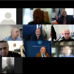 Συνεδρίαση του Συντονιστικού Οργάνου Πολιτικής Προστασίας Π.Ε. Αχαΐας ενόψει της αντιπυρικής περιόδου