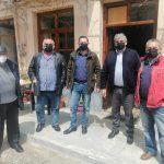 ΠΔΕ: Επίσκεψη Αντιπεριφερειάρχη Αγροτικής Ανάπτυξης σε Κέρτεζη και Κλειτορία