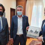 Συνάντηση Δημάρχου Γρεβενών με αναπληρωτή ΥΠΕΣ – Λύση στην υδροδότηση του Μεγάλου Σειρηνίου
