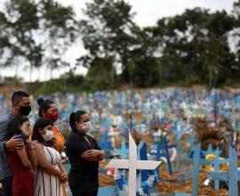 ΠΟΥ: Σε «μανιασμένη κόλαση» της πανδημίας η Βραζιλία