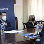 ΠΚΜ: Συνάντηση Απ. Τζιτζικώστα με τον Υπουργό Ναυτιλίας και Νησιωτικής Πολιτικής
