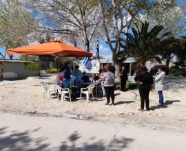 Σε καραντίνα ο καταυλισμός Ρομά στο Νομισματοκοπείο με αίτημα του Δημάρχου Χαλανδρίου