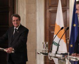 Κυπριακό: Συνάντηση Μητσοτάκη – Αναστασιάδη στην Αθήνα στις 21 Απριλίου