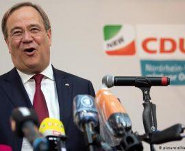 Γερμανία: Ο Άρμιν Λάσετ υποψήφιος καγκελάριος για την Χριστιανική Ένωση CDU/CSU
