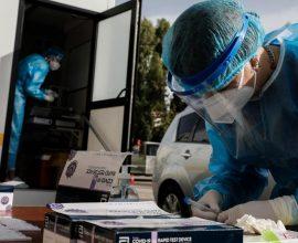 Πού γίνονται σήμερα (20/4) στην Ελλάδα rapid tests για τον κορονοϊό