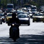Περιφέρεια Αττικής: Αυξημένη κατά 34,3 % η κυκλοφορία τα δύο τελευταία Σαββατοκύριακα