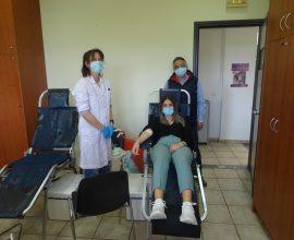 Ολοκληρώθηκε η εθελοντική αιμοδοσία, στο Δήμο Πλατανιά
