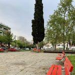 Δήμος Θεσσαλονίκης: Επιχείρηση για την αναβάθμιση της πλατείας Γαλοπούλου