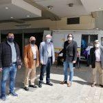 Αμπατζόγλου: «Ο Δήμος Αμαρουσίου, σημείο αναφοράς στην καταπολέμηση της πανδημίας για τον Βόρειο Τομέα Αθηνών»