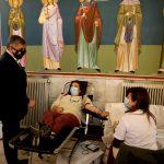 Η Περιφέρεια Αττικής σε συνεργασία με τον ΙΣΑ και το «Όλοι Μαζί Μπορούμε» συνεχίζει τις δράσεις εθελοντικής αιμοδοσίας