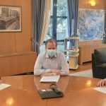 Περιφέρεια Θεσσαλίας: Συνάντηση Καραμανλή με Αγοραστό και Νασιακόπουλο για Αχελώο