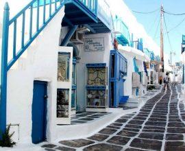 """Δήμος Μυκόνου: """"Η καθαριότητα είναι η πρώτη και η τελευταία εντύπωση των επισκεπτών μας"""""""