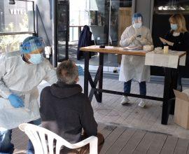 Δήμος Θηβαίων: Τι έδειξαν τα rapid test σε Θήβα και Πλαταιές