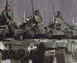 Αποσύρεται ο ρωσικός στρατός από τα σύνορα της Ουκρανίας