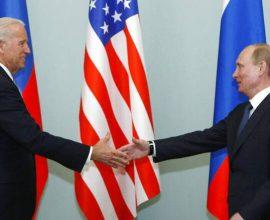 Τρεις ευρωπαϊκές χώρες «διεκδικούν» τη συνάντηση Μπάιντεν – Πούτιν