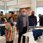 Διανομή νωπών αλιευμάτων σε ευπαθείς κοινωνικές ομάδες του Δήμου Αμαρουσίου
