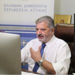 Παρέμβαση Πατούλη στην τηλεδιάσκεψη που οργανώθηκε για την ανάδειξη του Αδριάνειου Υδραγωγείου