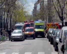 Πυροβολισμοί έξω από νοσοκομείο στο Παρίσι- Πληροφορίες για νεκρό και τραυματίες