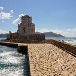 Περιφέρεια Πελοποννήσου: Εξασφαλισμένοι οι πόροι για την ανακατασκευή του Κάστρου της Μεθώνης