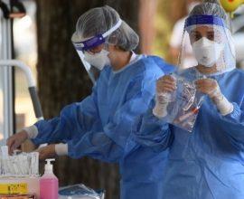 Κορονοϊός: 3.015 κρούσματα και 86 νεκροί σε 24 ώρες – 831 οι διασωληνωμένοι