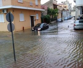 Δήμος Αμφιλοχίας: Ενίσχυση με 800.000 ευρώ για την αντιμετώπιση ζημιών από θεομηνίες