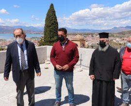 Στο Ναύπλιο θα γιορτάζει η Περιφέρεια Πελοποννήσου την Ημέρα Φιλελληνισμού