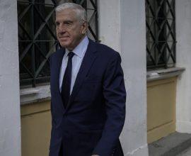 Προκαλεί ο Παπαντωνίου: «Ζητώ δικαίωση και μια συγνώμη»