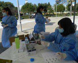 Rapid test στον Δήμο Μεσσήνης την Παρασκευή (23/4)