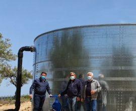 Δήμος Χερσονήσου: Πόσιμο νερό και στις Γούβες από το φράγμα Αποσελέμη