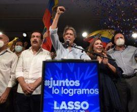 Ισημερινός-Προεδρικές εκλογές: Eπικράτησε o συντηρητικός πρώην τραπεζίτης Γκιγιέρμο Λάσο
