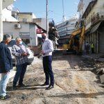 Δήμος Μεσσήνης: Εργασίες ανάπλασης του Ιστορικού Κέντρου της πόλης