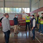 Δήμος Μυτιλήνης: Εργασίες αναβάθμισης και εκσυγχρονισμού του Κλειστού Γυμναστηρίου στη Νεάπολη