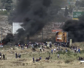 LIVΕ: Ένταση στη Δυτική όχθη -Συγκρούσεις Παλαιστινίων – Ισραηλινών
