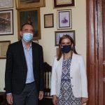 Συνάντηση Δημάρχου Σύρου-Ερμούπολης με Υφυπουργό Υγείας