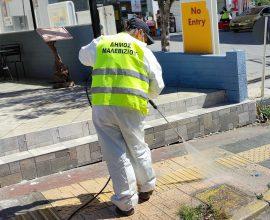 Προετοιμασία του Δήμου Μαλεβιζίου για το άνοιγμα του τουρισμού