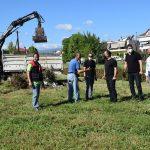 Δ. Καρδίτσας: Επιχείρηση καθαριότητας στους δημόσιους χώρους στη συνοικία Καμινάδων