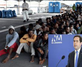 Απέδρασαν 20 παράνομοι μετανάστες από τη δομή Μυρσίνης στη Ηλεία- 4 είχαν COVID και 3 είχαν συλληφθεί ως διακινητές
