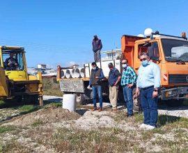 Δήμος Κατερίνης: 40 νέοι κάδοι απορριμμάτων στην παραλία Κορινού