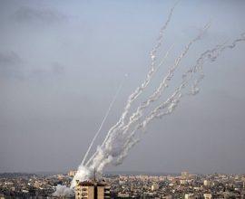 Πολεμική σύρραξη στη Γάζα-Εννέα Παλαιστίνιοι νεκροί- Ρουκέτες της Χαμάς έπληξαν το Ισραήλ