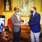 Δ. Αριστοτέλη: Παρουσιάστηκε στη Μαγιόρκα η πρόταση για θεματική δικτύωση της Αμμουλιανής με τις Βαλεαρίδες Νήσους