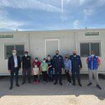 Δήμος Ελασσόνας: Οικίσκο σε σεισμόπληκτη οικογένεια από τους εργαζόμενους της Πολεμικής Αεροπορίας