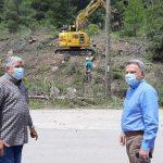 Δήμος Ωρωπού: Άρχισε η μεγάλη επιχείρηση καθαρισμού της Ιπποκρατείου Πολιτείας εν όψει της αντιπυρικής περιόδου