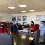 Συνάντηση Δημάρχου Παπάγου – Χολαργού με την Υφυπουργό Εργασίας