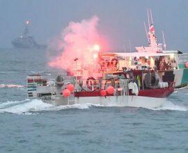 Πολεμική σύγκρουση Βρετανίας- Γαλλίας για το ψάρεμα στο νησί Τζέρσεϋ