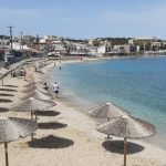 Δήμος Μαλεβιζίου: Δωρεάν ομπρέλες στην Αγία Πελαγία