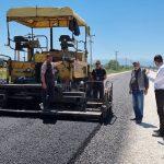 """Π.Ε. Καρδίτσας: Επιθεώρηση Νούσιου στο έργο """"οδός ΔΕΛΤΑ – ΠΑΛΑΜΑ"""""""