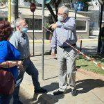 Αυτοψίες του Δημάρχου Αμαρουσίου σε έργα στις περιοχές Πολυδρόσου & Σωρού