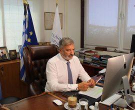 Πατούλης: «Σε στενή συνεργασία με τους Δήμους της Αττικής δημιουργούμε μια πράσινη Περιφέρεια»